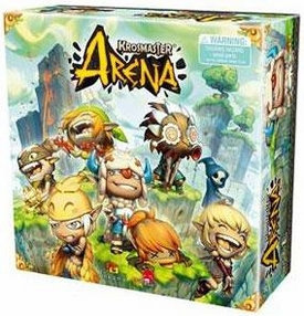 Krosmaster Arena Anime Miniatures Board Game [Exclusive Amalia Figure!]