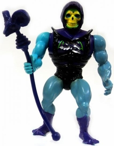 He-Man Masters of the Universe Vintage LOOSE Action Figure Battle Armor Skeletor [INCOMPLETE]