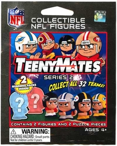 TeenyMates NFL Running Backs Series 2 Booster Pack