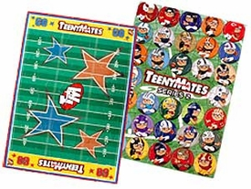 TeenyMates NFL Series 2 Complete 35 Piece NFL Puzzle