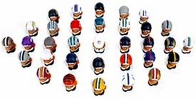 TeenyMates NFL Running Backs Series 2 Set of 32 Teams