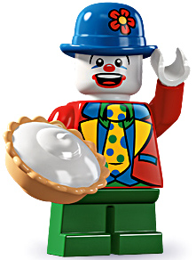 LEGO Minifigure Collection Series 5 LOOSE Mini Figure Small Clown