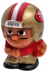 TeenyMates NFL Running Backs Series 2 San Francisco 49ers