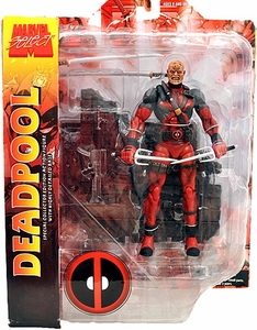 Marvel Select Action Figure Deadpool [Unmasked Variant]