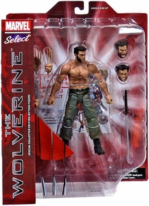 Marvel Select The Wolverine Movie Action Figure Wolverine