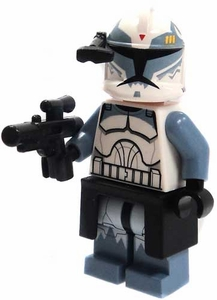 LEGO Star Wars LOOSE Mini Figure Commander Wolf