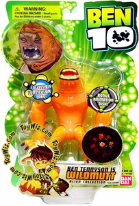 Ben 10 Alien Collection 4 Inch Series 1 Action Figure WildMutt