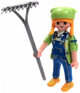 Playmobil Fi?ures Series 4 LOOSE Mini Figure Farmer