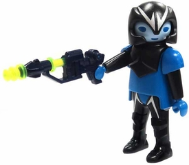 Playmobil Fi?ures Series 4 LOOSE Mini Figure Dark Alien Invader