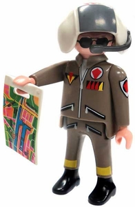 Playmobil Fi?ures Series 4 LOOSE Mini Figure Helicopter Pilot
