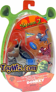 Shrek 2 Action Figure Far Away Football Donkey