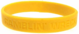 Official NCAA College School Rubber Bracelet GEORGIA TECH Yellow Jackets [Yellow]