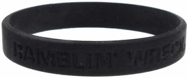 Official NCAA College School Rubber Bracelet GEORGIA TECH Yellow Jackets [Black]