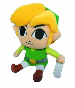 Legend of Zelda 8 Inch Plush Link