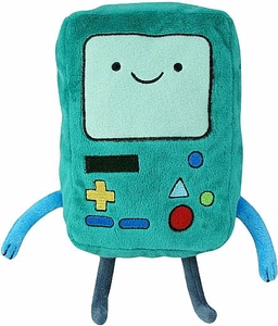 Adventure Time Deluxe Plush Beemo New!