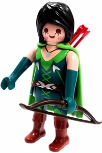 Playmobil Fi?ures Series 5 LOOSE Mini Figure Female Archer