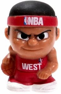 TeenyMates NBA Series 1 All-Star West Rare!