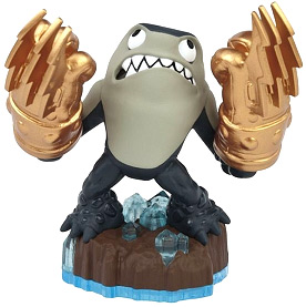Skylanders Swap Force Loose Figure Knockout Terrafin