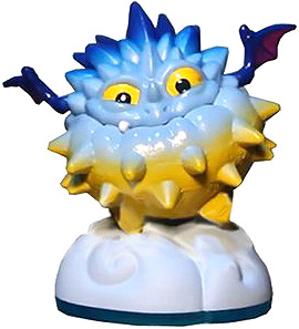 Skylanders Swap Force Loose Figure Pop Thorn