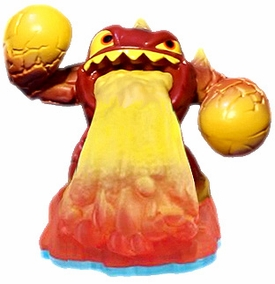 Skylanders Swap Force Loose Figure Lava Barf Eruptor