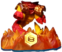 Skylanders Swap Force Swappable Loose Lower Body Kraken BLOWOUT SALE!