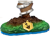Skylanders Swap Force Swappable Loose Lower Body Drilla