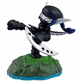 Skylanders SWAP FORCE LOOSE Figure Dark Stealth Elf BLOWOUT SALE!