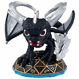 Skylanders SWAP FORCE LOOSE Figure Dark Spyro BLOWOUT SALE!