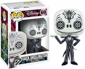 Funko POP! Nightmare Before Christmas Vinyl Figure Jack Skellington [Day of the Dead] Pre-Order ships July