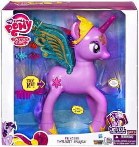 My Little Pony Friendship is Magic Talking Figure Princess Twilight Sparkle