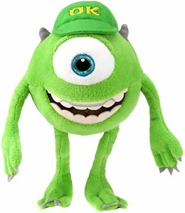 Disney / Pixar MONSTERS UNIVERSITY Exclusive 9 Inch Bean Bag Plush Mike Wazowski
