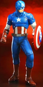 Marvel Avengers Kotobukiya 1/10 Scale ArtFX+ Statue Captain America [Marvel Now] Pre-Order ships August