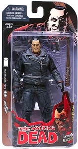 McFarlane Toys Exclusive Walking Dead COMIC Action Figure Negan [Full Color]