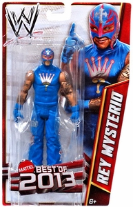 Mattel WWE Wrestling Best of 2013 Basic Action Figure Rey Mysterio