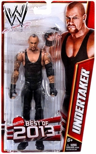 Mattel WWE Wrestling Best of 2013 Basic Action Figure Undertaker