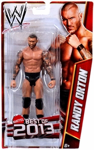 Mattel WWE Wrestling Best of 2013 Basic Action Figure Randy Orton