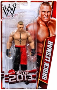 Mattel WWE Wrestling Best of 2013 Basic Action Figure Brock Lensar BLOWOUT SALE!