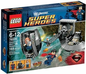 LEGO DC Universe Super Heroes Set #76009 Superman: Black Zero Escape