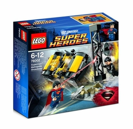 LEGO DC Universe Super Heroes Set #76002 Superman: Metropolis Showdown