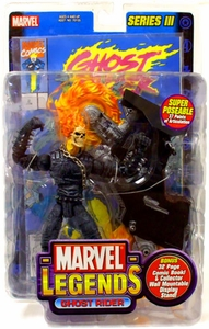 Marvel Legends Series 3 Action Figure Ghost Rider