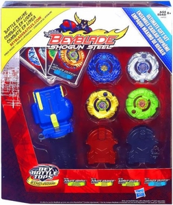 Beyblades Beywarriors Shogun Steel Ultimate Gift Set [Pirate Orochi, Pirate Kraken, Bandit Golem & Archer Griffin]