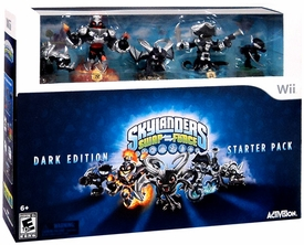 Skylanders SWAP FORCE Nintendo Wii Starter Pack Dark Edition