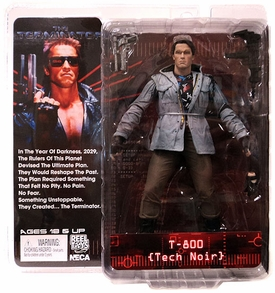 NECA Terminator Series 1 Action Figure T-800 {Tech Noir} [The Terminator]