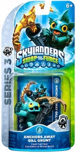 Skylanders SWAP FORCE Series 3 Figure Anchors Away Gill Grunt BLOWOUT SALE!