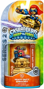 Skylanders SWAP FORCESeries 2 Figure Heavy Duty Sprocket BLOWOUT SALE!