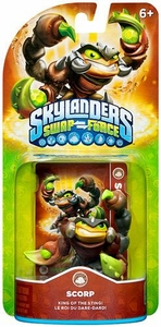 Skylanders SWAP FORCE Figure Scorp BLOWOUT SALE!