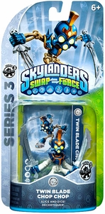 Skylanders SWAP FORCE Series 3 Figure Twin Blade Chop Chop