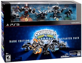 Skylanders SWAP FORCE PS3 Starter Pack Dark Edition
