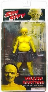 NECA Sin City Movie Series 1 Action Figure Yellow Bastard (Nick Stahl) [Smiling]