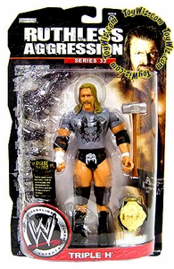 WWE Wrestling Ruthless Aggression Series 33 Action Figure Triple H